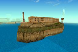 Pulau Alcatraz Mod Gta sa Android