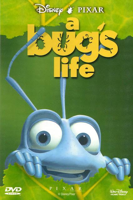Cartel película de Pixar Animation Studios Bichos