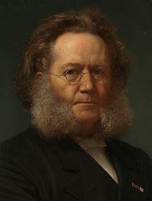 The Norwegian writer Henrik Ibsen spent many years living in Sorrento