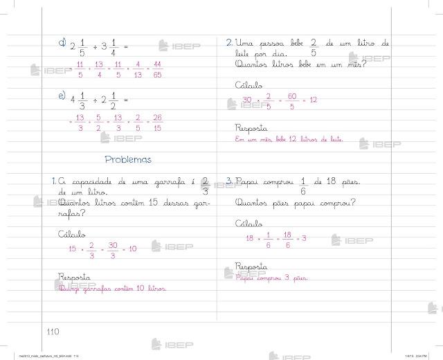 Caderno Do Futuro 3o Ano Matemática Para Baixar