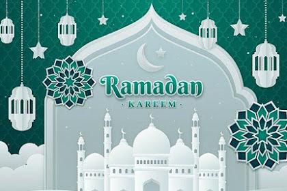 Kumpulan Gambar Selamat Ramadhan 2021, Cocok Untuk Status Atau Dikirim di Grup WhatsApp