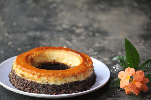Choco Flan without Oven