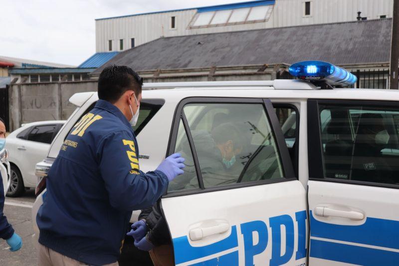 PDI detiene a implicados en homicidio frustrado en Puerto Montt