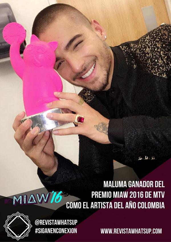 Maluma-ganador-premio-Miaw-MTV
