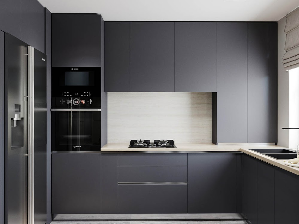 dark-gray-kitchen-cabinetry