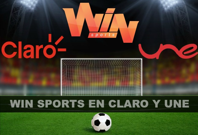 Claro tv colombia win sports betting abetting a crime definition for kids