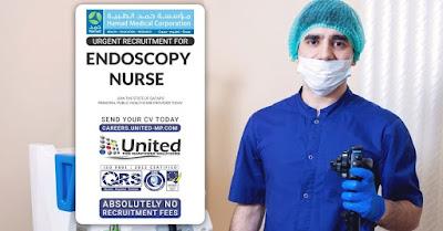 Endoscopy Nurse For Hamad Medical Corporation, Qatar