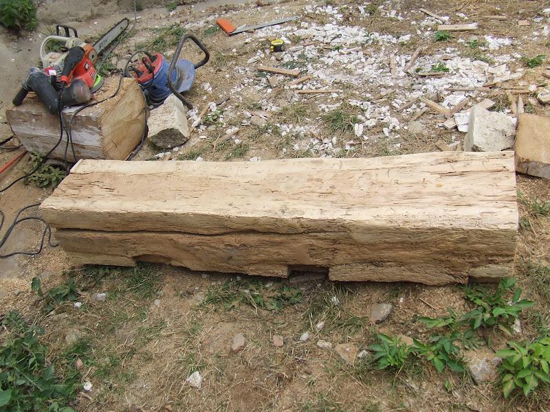 les terrasses de bessou chantier maintenant 24 26 ao t 2012 r utilise tes poutres. Black Bedroom Furniture Sets. Home Design Ideas