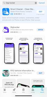 Get Digilocker App