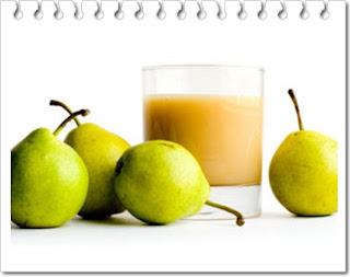 Cara membuat jus buah pir dan manfaatnya