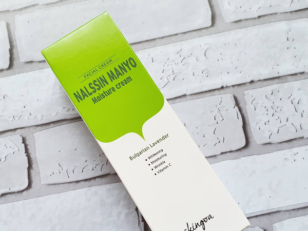 Review Skingoa Nalssin Manyo Moisture Cream