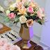 Vaso para decoração de casamento |  Papietagem