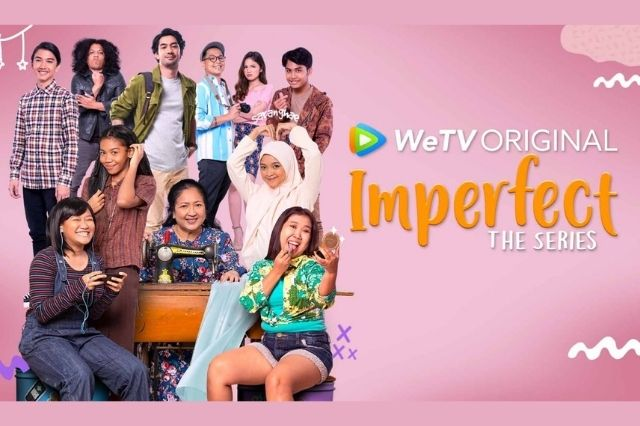 FILM - Imperfect the Series (2021)