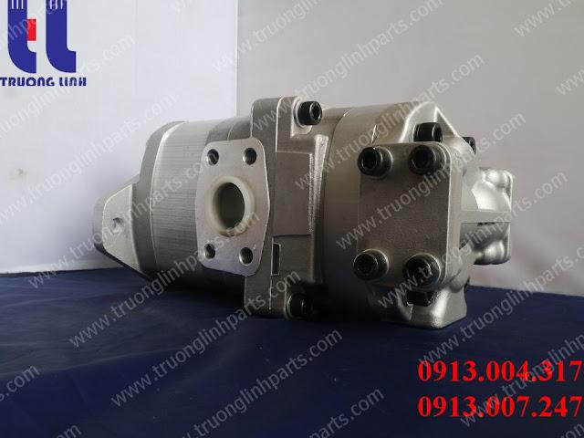Bơm bánh răng máy xúc lật WA450-1 WA470-1