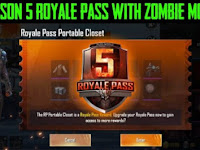 PUBG Mobile Season 5, gets Zombies, new themes, clothes, weapons, vehicles, and all you can expect