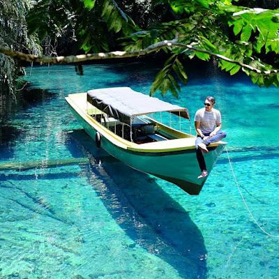 Wisata Terbaik Kalimantan Labuan Cermin