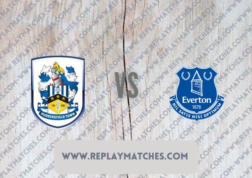 Huddersfield Town vs Everton -Highlights 24 August 2021