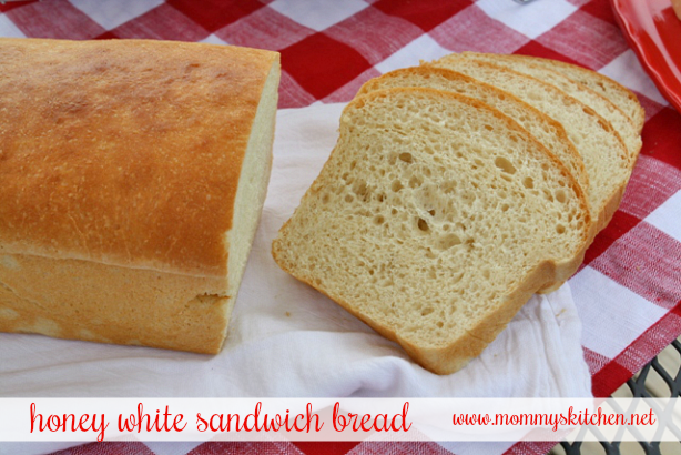 Honey White Sandwich Bread