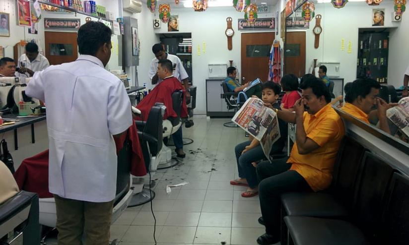 Pkp Kedai Gunting Rambut Dobi Antara 9 Sektor Yang Dibenar Beroperasi Buletin Sabah
