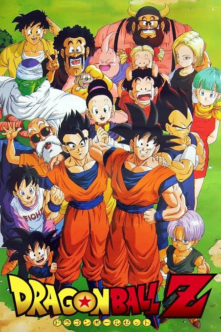 Dragon Ball Z All Images In 720p