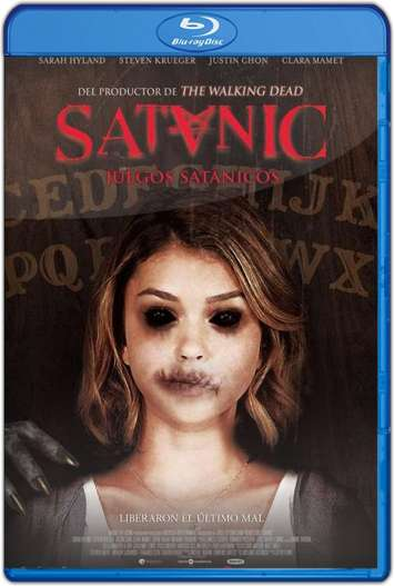 Satanic: Juegos satánicos (2016) HD 1080p y 720p Latino
