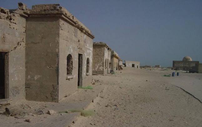 Los antiguos habitantes de la ciudad saharaui La Güera piden volver a sus  casas
