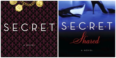 SECRET revealed, L. Marie Adeline, book giveaway