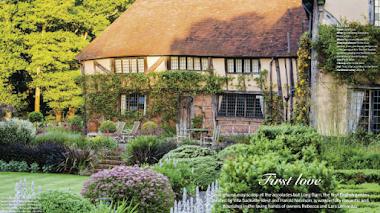 Long Barn. El primer jardín de Vita Sackwille-West