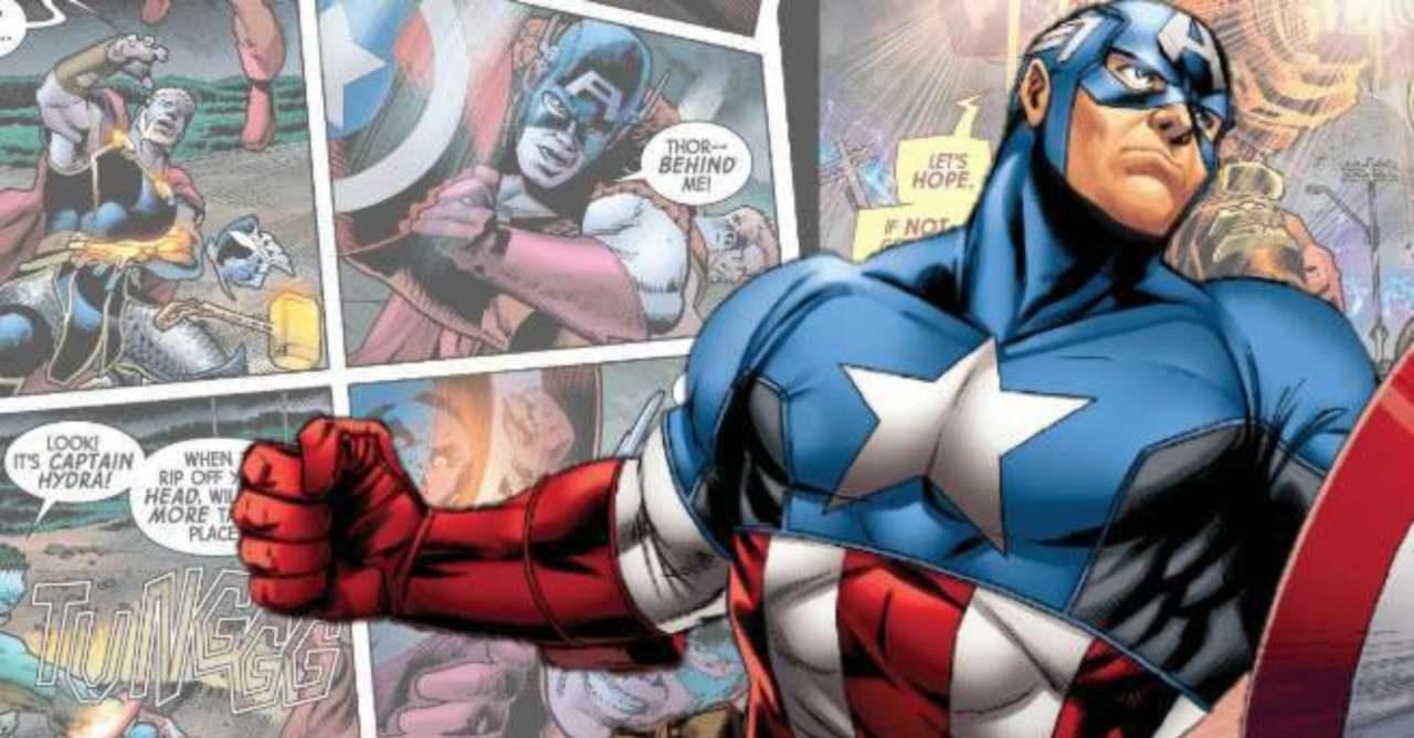 Marvel lança coleção NFT para o Capitão América
