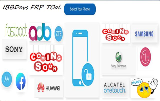 Download IBBDevs Fastboot ADB Sony Samsung Huawei FRP Tool Free By Jonaki TelecoM