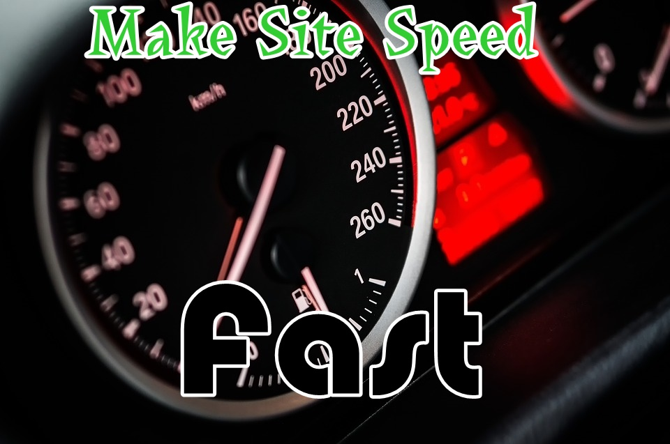 site speed fast