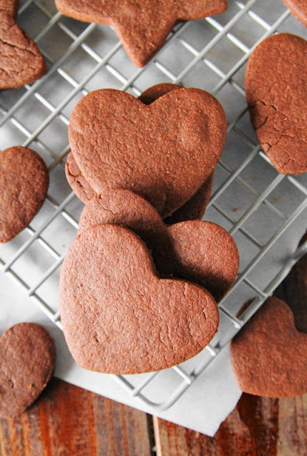 Chocolate Sugar Cookies Image