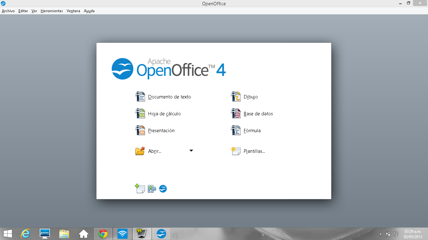 todofree descarga openoffice 1 link gratis mega windows