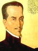 Rostro de Inca Garcilaso de la Vega a color