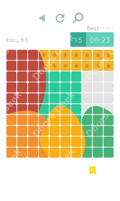 Cheats, Walkthrough for Blocks and Shapes Level 83