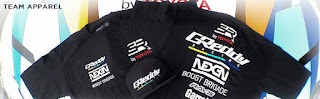 GReddy Racing Team Gear