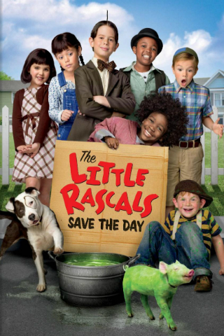 The Little Rascals Save the Day [2014] [DVD9] [NTSC] [Latino]