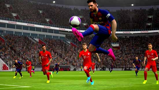 PES 2020 Mod Apk For Android Device