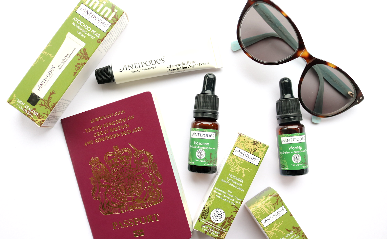 Travel Size Beauty: Plastic-Free Minis from Antipodes