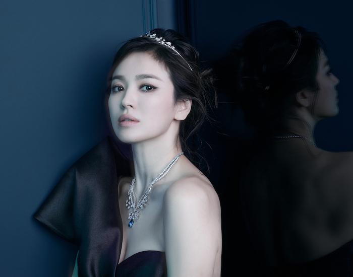 Song Hye Kyo, 송혜교, Song Hye Kyo 2021, Chaumet