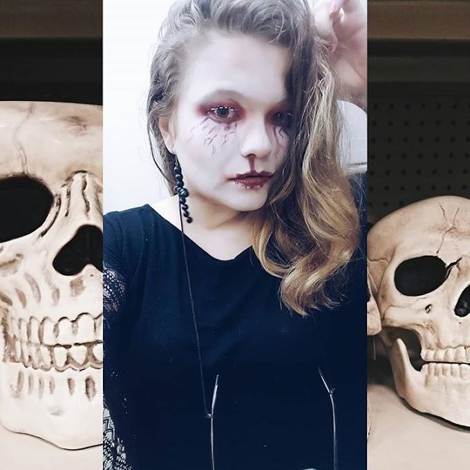 Minha festa dos sonhos de Halloween