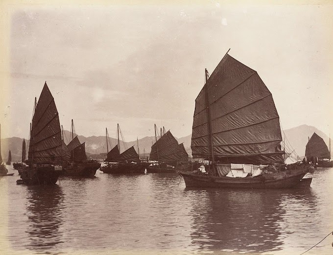 Junk (ship) - This article is about the history of the sailing vessel in China
