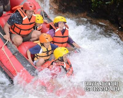 citumang body rafting