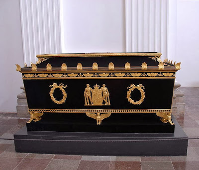 Tomb of Marie of Hesse-Kassel