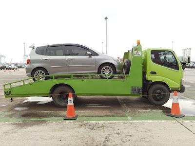 pengiriman mobil di medan