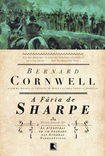 A fúria de Sharpe Bernard Cornwell