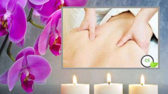 Massage par friction sur la Côte Bleue;