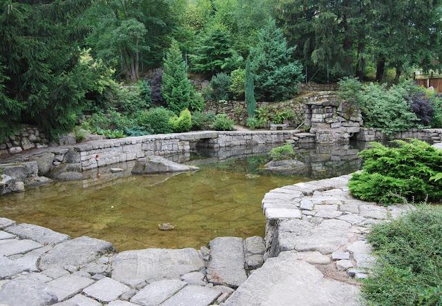 Przesieka Ogród Japoński, Ogród Japoński w Karkonoszach, KarkonoszeOgród Japoński