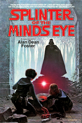 Why Alan Dean Foster is important to STAR WARS