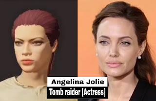 Tomb raider movie actress